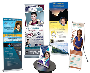 retractable banner examples